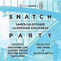 Snatch Party : Odezenne, Teki Latex, Walter Mecca et Lazare Hoche en concert