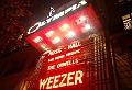 Weezer + The Orwells en concert