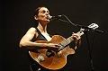 Zoe + Claire Diterzi (Festival Avec le Temps) en concert