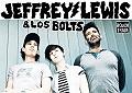 Jeffrey Lewis & Los Bolts en concert