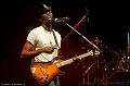 Keziah Jones + Archie Sylvester en concert