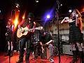 Eric McFadden + Roland Tchakounté + Rodney Branigan en concert