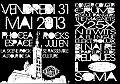 Departure Kids, Lo, La Flingue, Magnets, Reliques, Soma, 25, Nitwits, Elektrolux, Rescue Rangers, Crumb, Conger! Conger!, Binaire (Festival Phocea Rocks) en concert