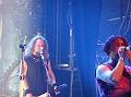 Sonata Arctica + Triosphere + Striker en concert