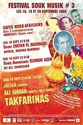 Souk Musik 3-Jalila-Ali Amran-Takfarinas en concert