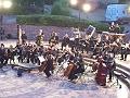 Orchestre Philharmonique du Pays d'Aix (Musique dans la Rue 2009) en concert