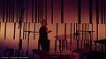 Bertrand Belin et les Percussions Claviers  de Lyon en concert
