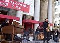 Sirènes & Midi Net : Raphaël Imbert & Cie Nine Spirit   en concert