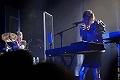 Emilie Simon + Paco Volume  en concert
