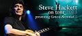 Steve Hackett en concert