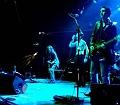 Dissonant Nation +The Escape + Elora + HarmonicGenerator + Ex'Odd en concert