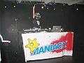 Maniacx en concert