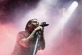 Marilyn Manson (Festival de Nîmes 2018) en concert