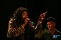 Omar Perry + Kiddus I en concert