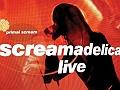 Primal Scream present Screamadelica Live (MIDI Festival 2011) en concert