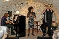 Francesco Castellani et Benoit Paillard (Festival Jazz Sur La Ville) en concert