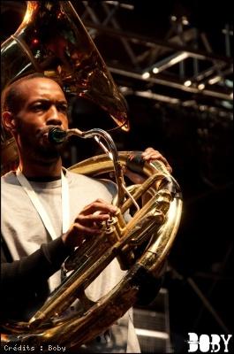 1 - Hypnotic Brass Ensemble - Boby