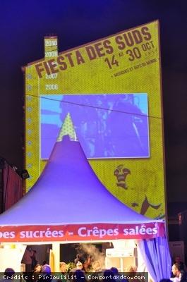 Fiesta des Suds 2011