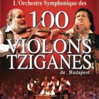 100 Violons Tziganes en concert