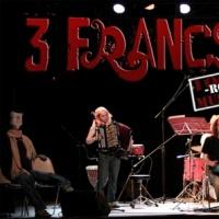 3 francs 6 sous en concert