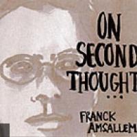 Franck Amsallem en concert