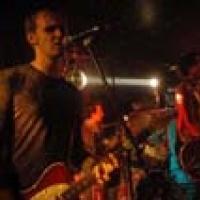 Huggie & The Glitters en concert