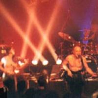 Mahzet' en concert