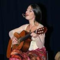 Christina Rosmini en concert