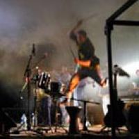 Rutabaga en concert