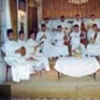 Orchestre Arabo-andalou de Tlemcen en concert
