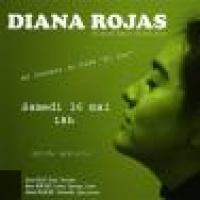 Diana Rojas en concert