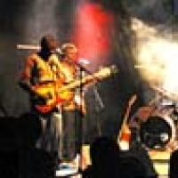 Africa Combo en concert