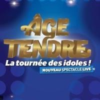 Age Tendre - La Tournée des Idoles ! en concert