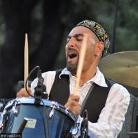 Ahmad Compaoré en concert