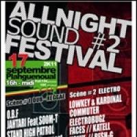 All Night Sound Festival