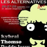 Festival Des Alternatives Live