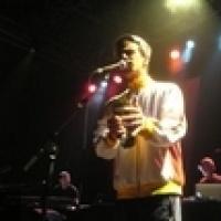 Amazigh Kateb en concert