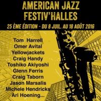 American Jazz Festiv'Halles