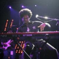 Amp Fiddler en concert