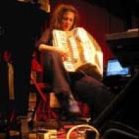 Andrea Parkins en concert