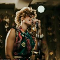 Andreya Triana en concert