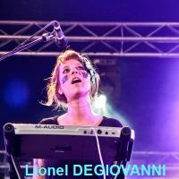 Anna Aaron en concert