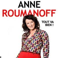 Anne Roumanoff en concert