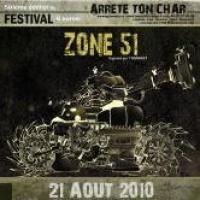 Festival Arrete Ton Char Zone 51