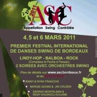Festival Appellation Swing Controlée
