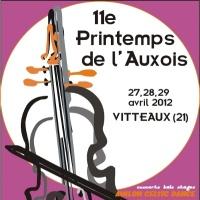Festival Du Printemps De L'auxois