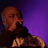B. James en concert