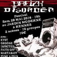Festival Breizh Disorder