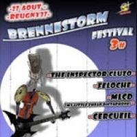 Brennestorm In Reugny