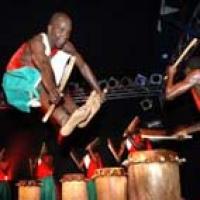 Les Tambours du Burundi en concert